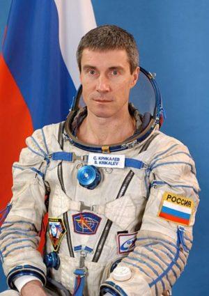 Сергей Крикалев 1