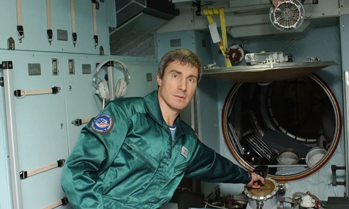 Сергей Крикалев (2)