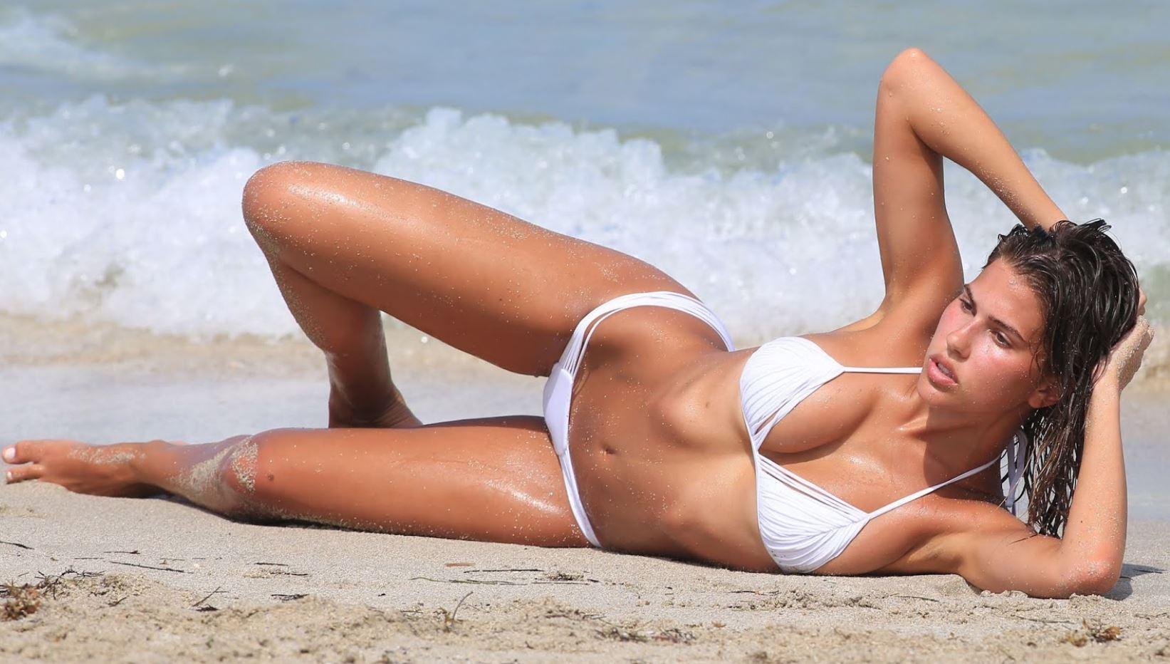 девочка пляж (23)