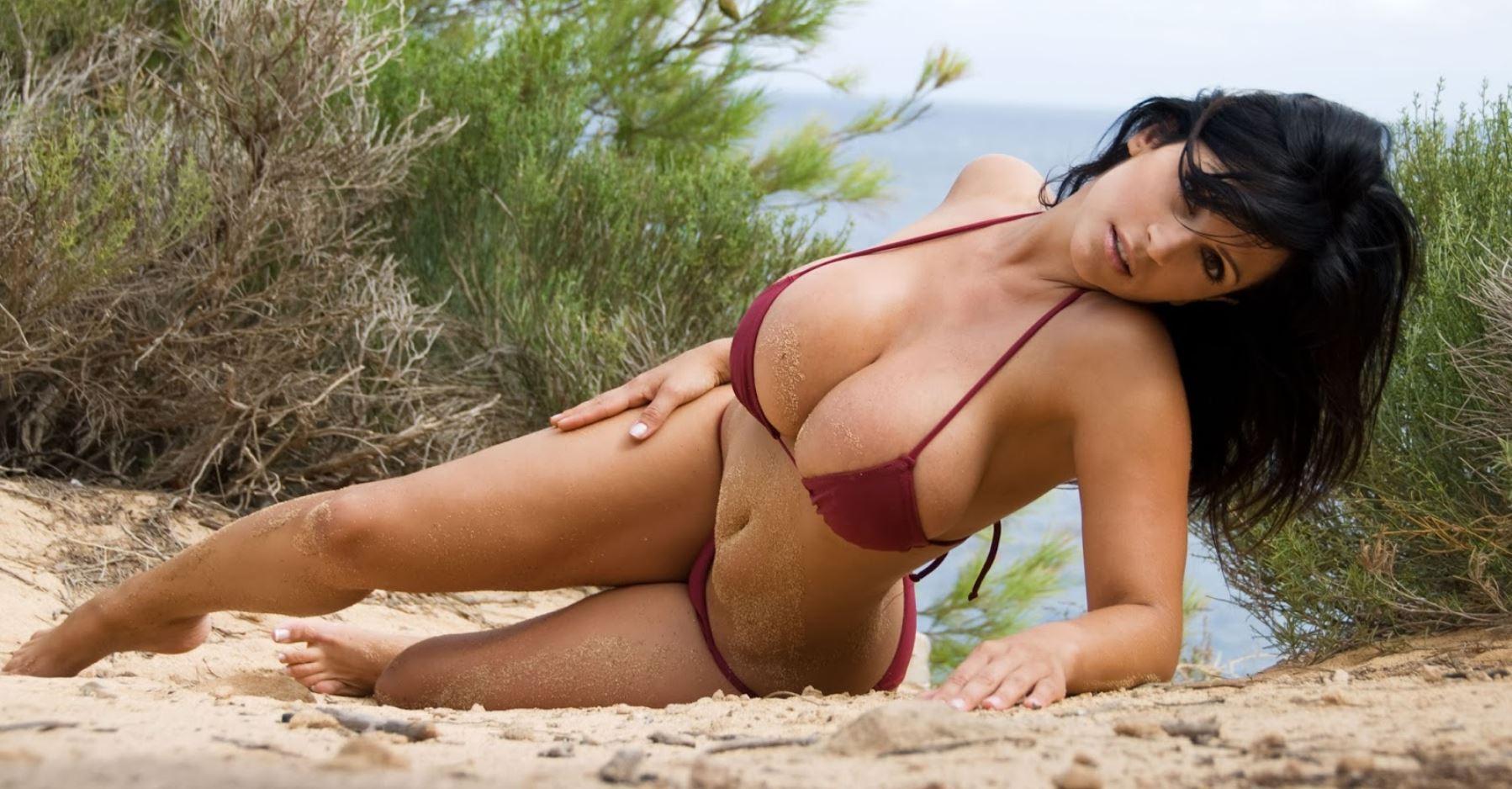 девочка пляж (5)