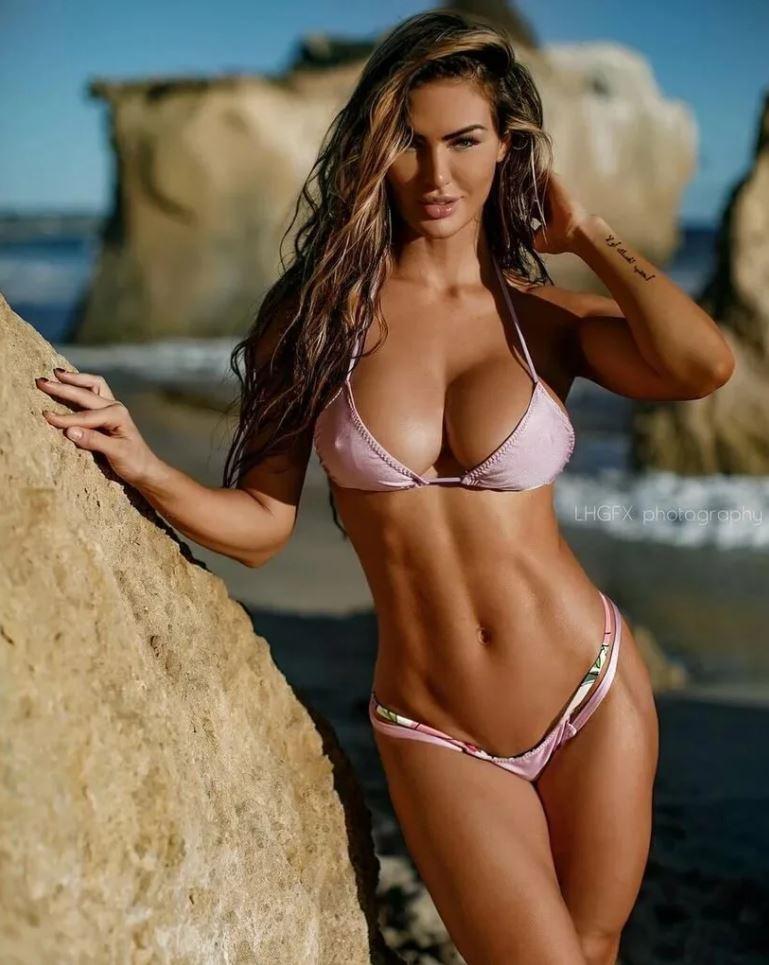 девочка пляж (9)