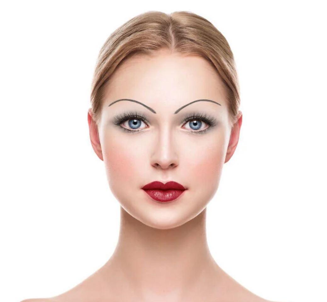 эволюция макияжа (2)
