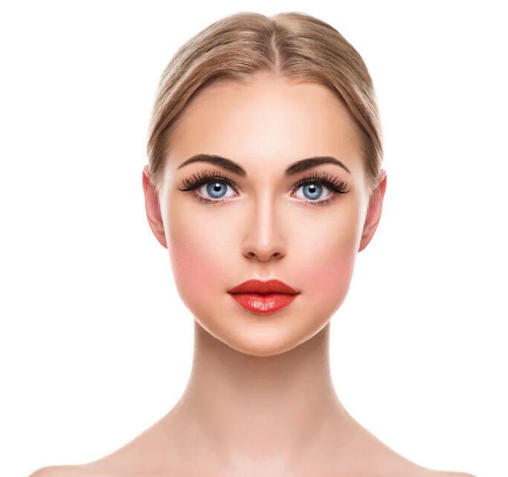 эволюция макияжа (4)