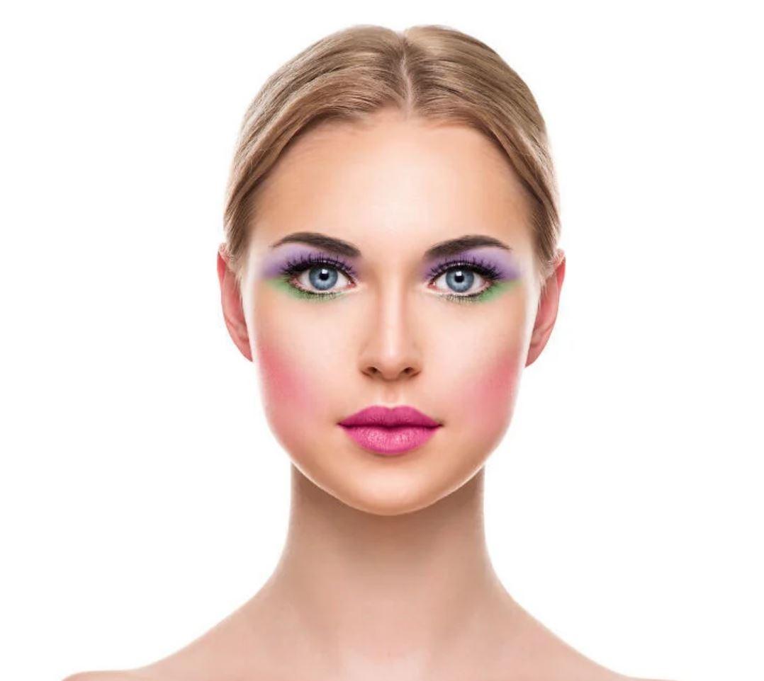 эволюция макияжа (7)