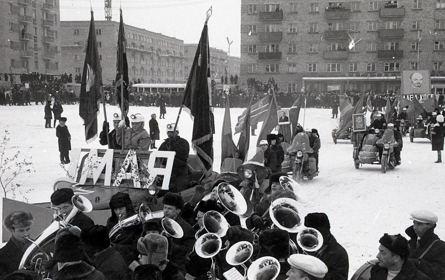 1 мая демонстрация в ссср фото (10)