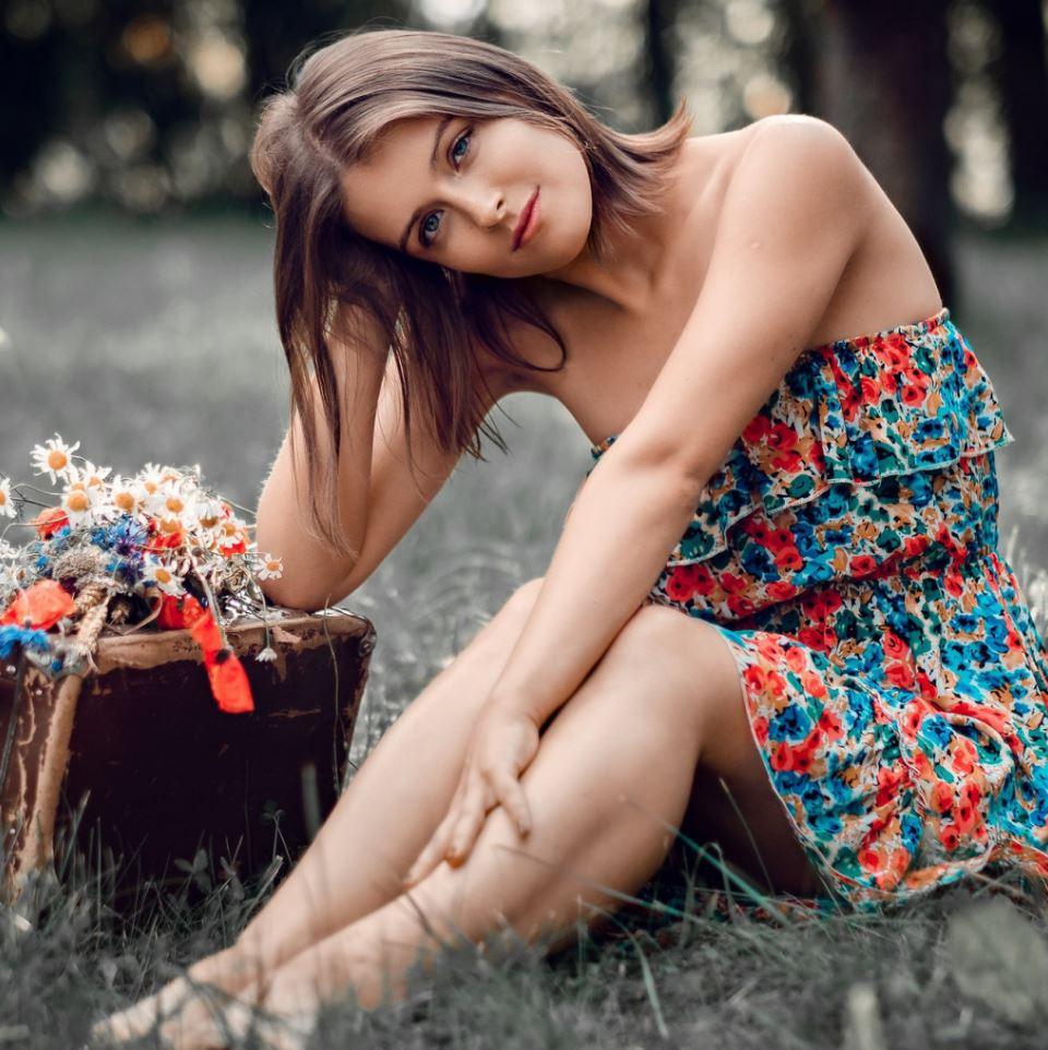 девушки в платьях фото (2)