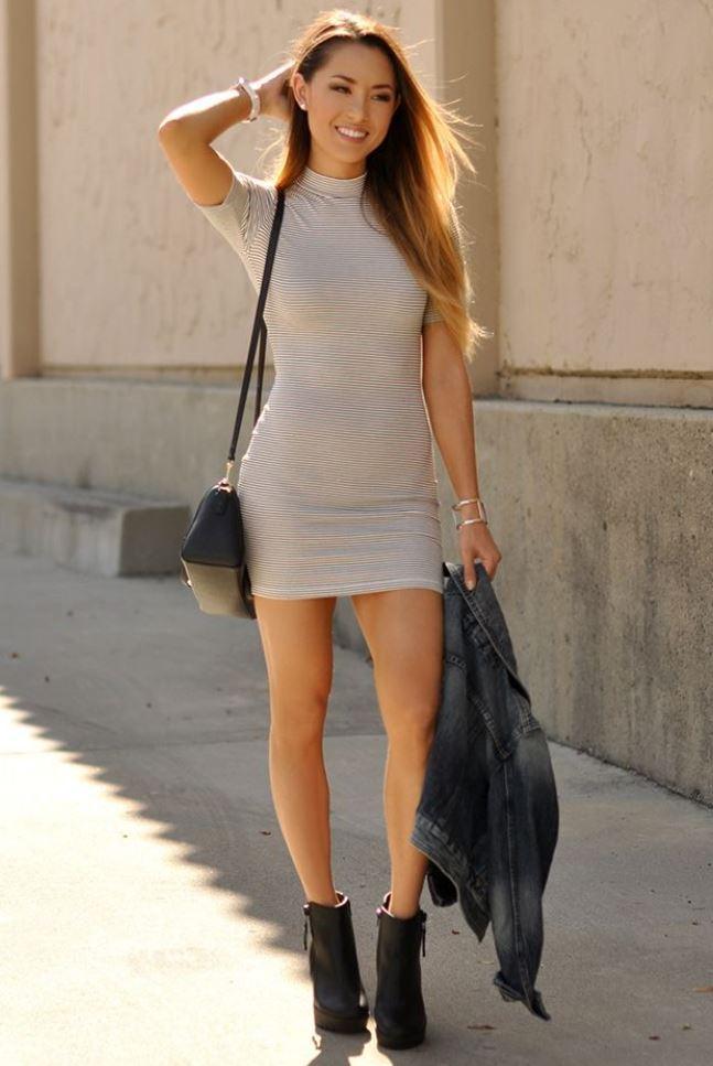девушки в платьях фото (7)