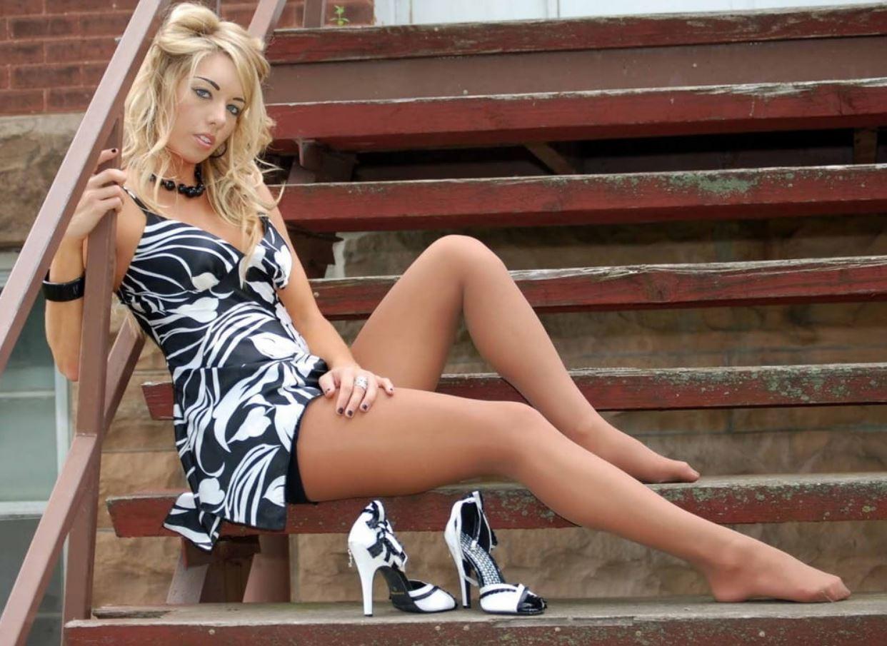 девушки в платьях фото (8)