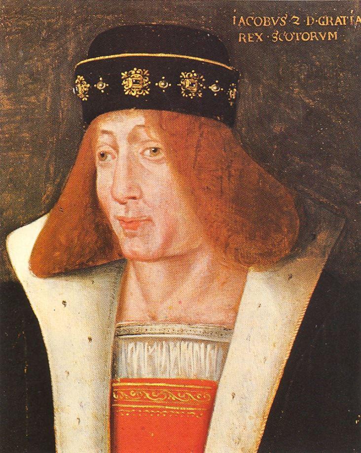 Яков II Шотландский