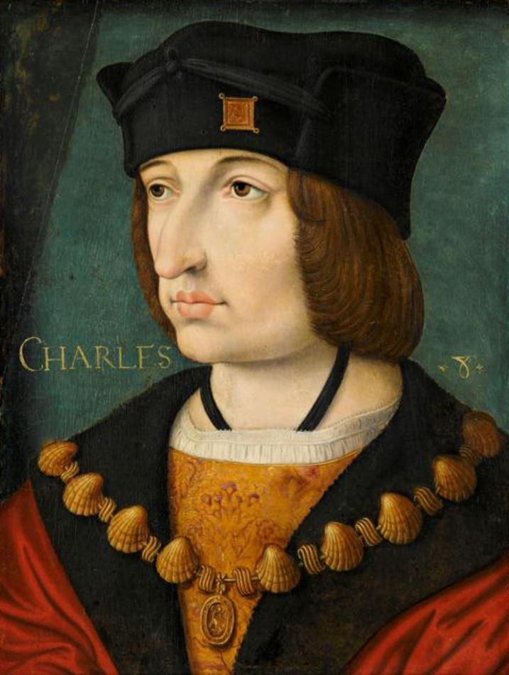 Карл VIII Любезный