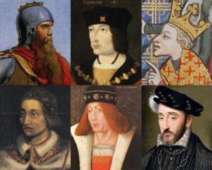 нелепые смерти королей