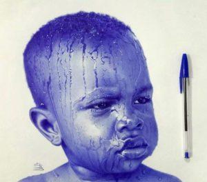 рисунки ручкой (5)