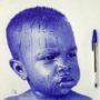Гиперреалистичные рисунки шариковой ручкой Мостафы Ходейра, похожи на фотографии