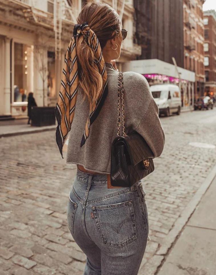 Фото девушек со спины (9)