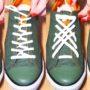 Как красиво зашнуровать кроссовки, самые модные способы — видео