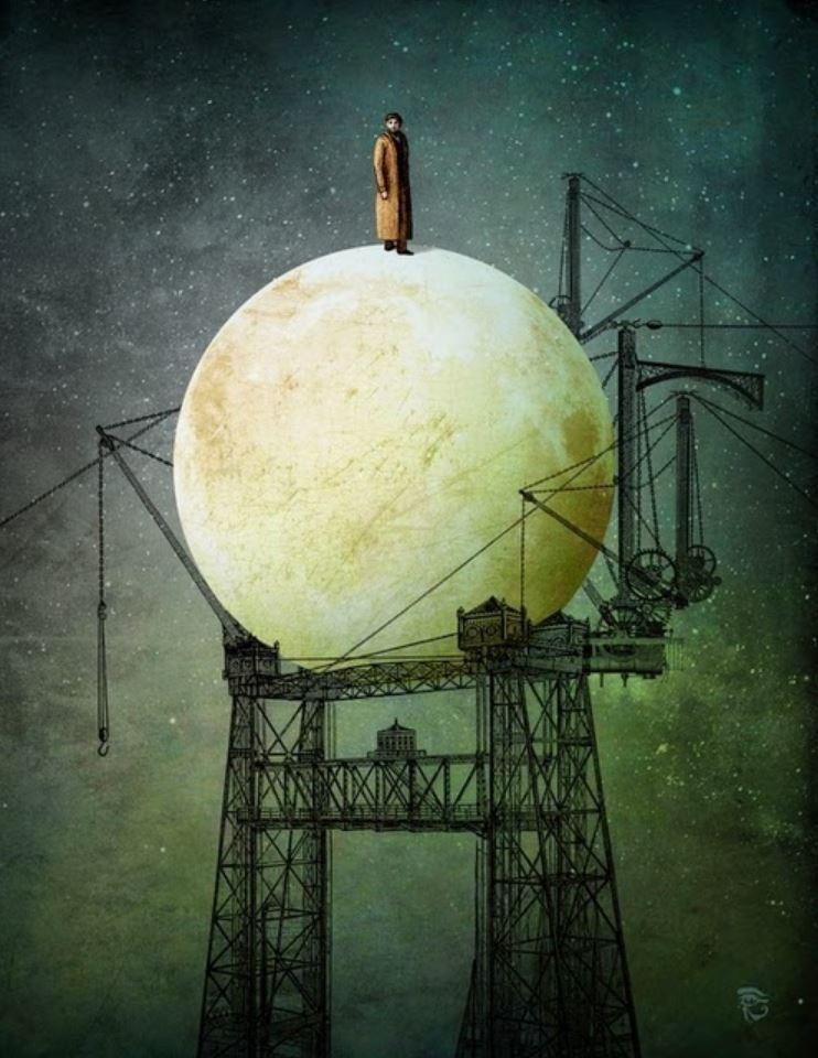 Архитектор Луны