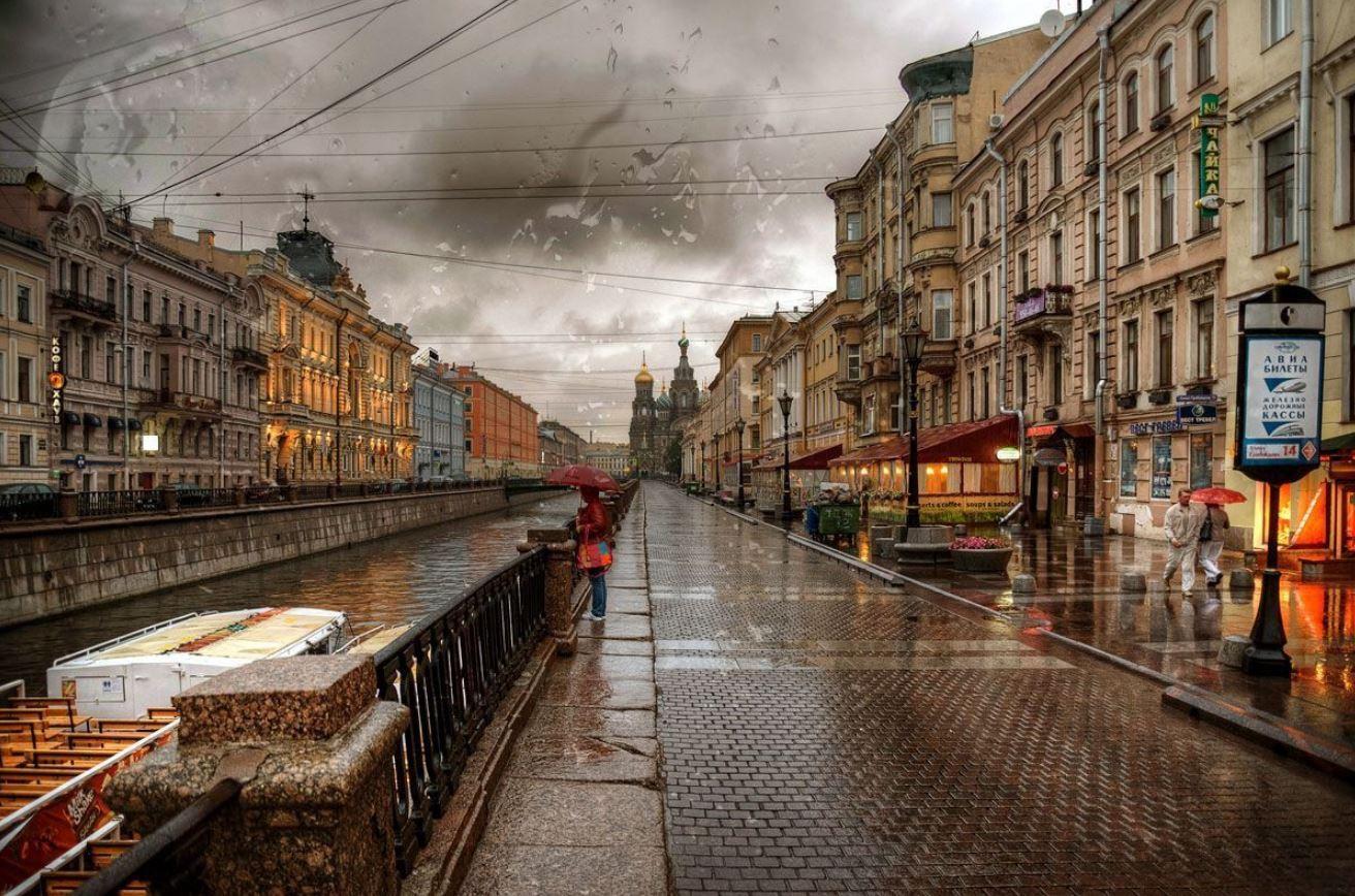 Дождь картинки (12)