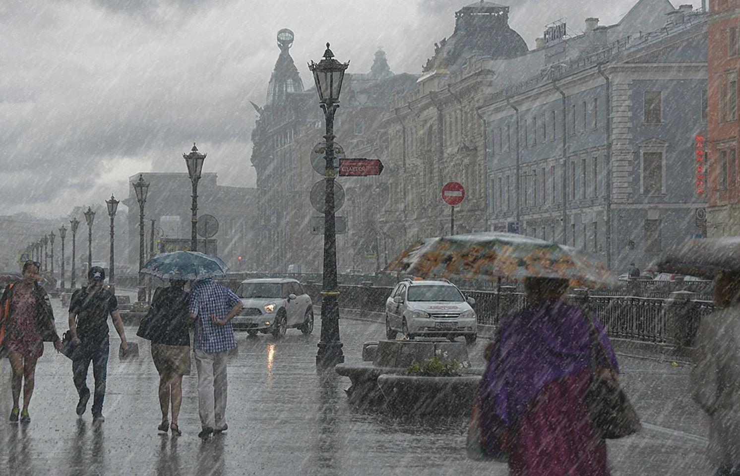 Дождь картинки (14)
