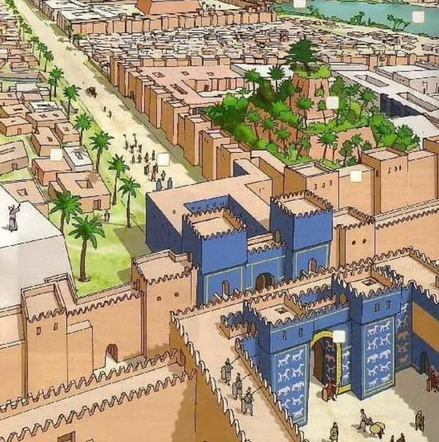 Вавилон (2)