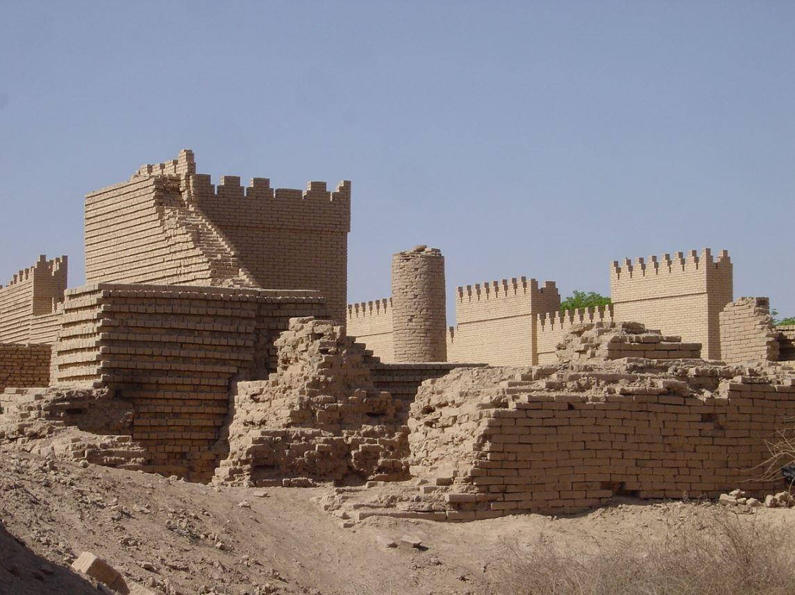 Вавилон, это где сейчас и какая страна — история великого древнего города, кратко
