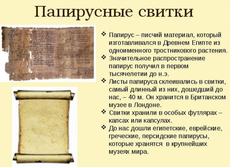 Факты о бумаге (4)